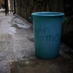 Agua para el Roma