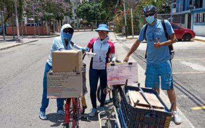 Ciclistas de corazón