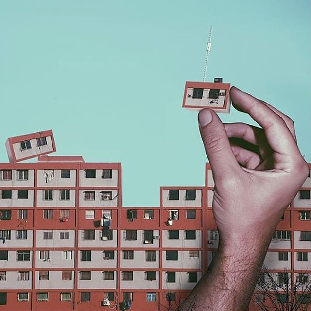 """""""Juego con una ciudad imaginaria que se resiste"""""""