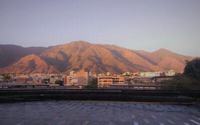 Caracas, villana y musa