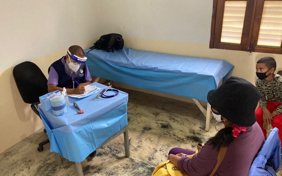 #GüiriaDuele: Una casa que da cobijo y apoyo a los migrantes