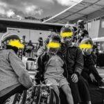 La inocencia desplazada de los hijos migrantes