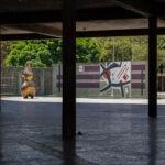 El campus del abandono
