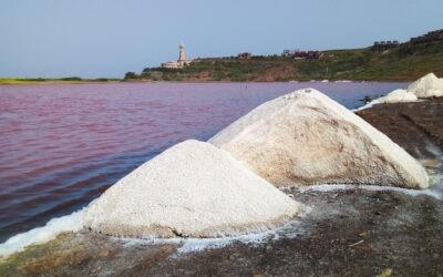 Islas de sal